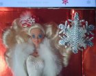 "Mattel ""1989"" Holiday Barbie - New In Box"